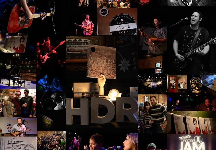Live Showcases // Hand Drawn Records | Year in Review 2014