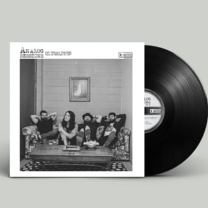 """Analog Sessions, Vol 3. Live @ Welcome to 1979"" by Cut Throat Finches // Hand Drawn Records"