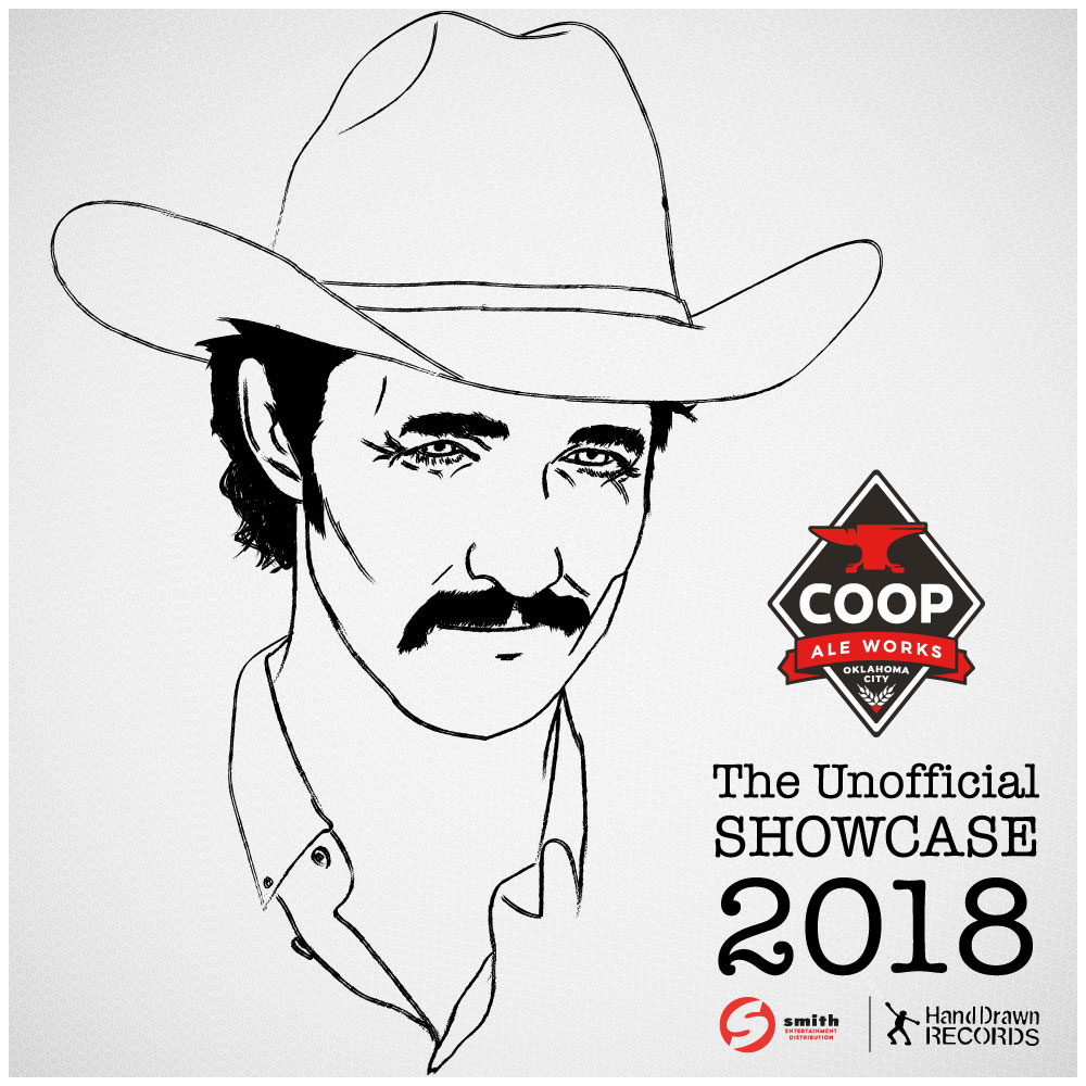 Hand Drawn Records, The Unofficial Showcases 2018 #HDRATX