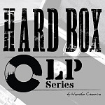 HARD BOX // The LP Series // Vinyl Record Merch Case by Woodbox Creative