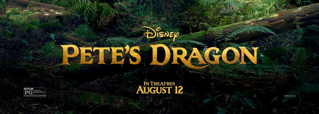 Pete's Dragon (2016) by Disney