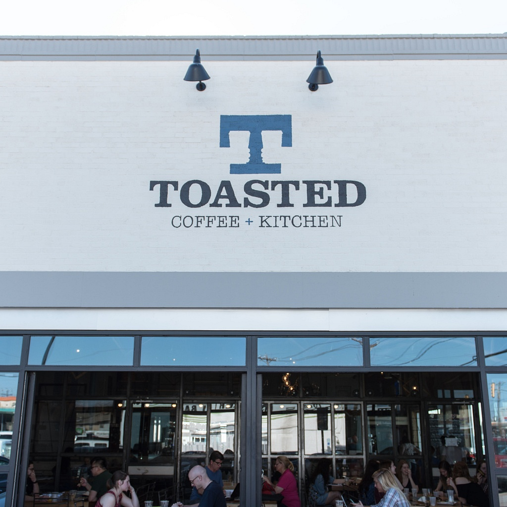 TOASTED Coffee + Kitchen (Dallas, TX)