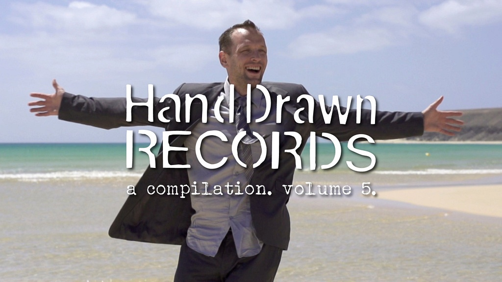 "Hand Drawn Records ""A Compilation. Volume 5."" by Various Artists // The Promotional Video"
